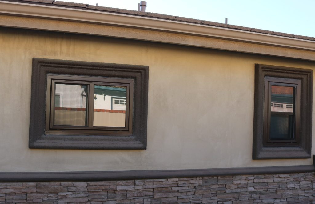 Window installation in Pasadena