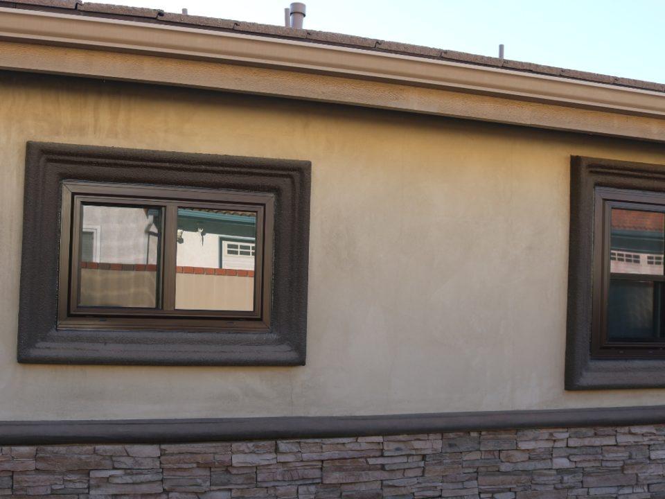 Window installation in Pasadena