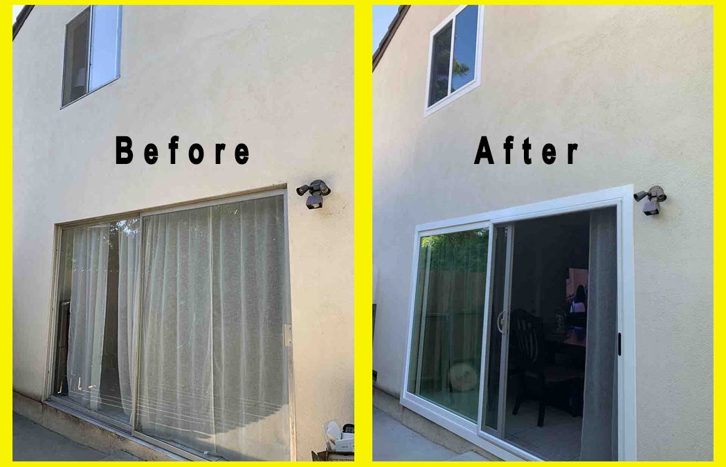 Window replacement Los Angeles