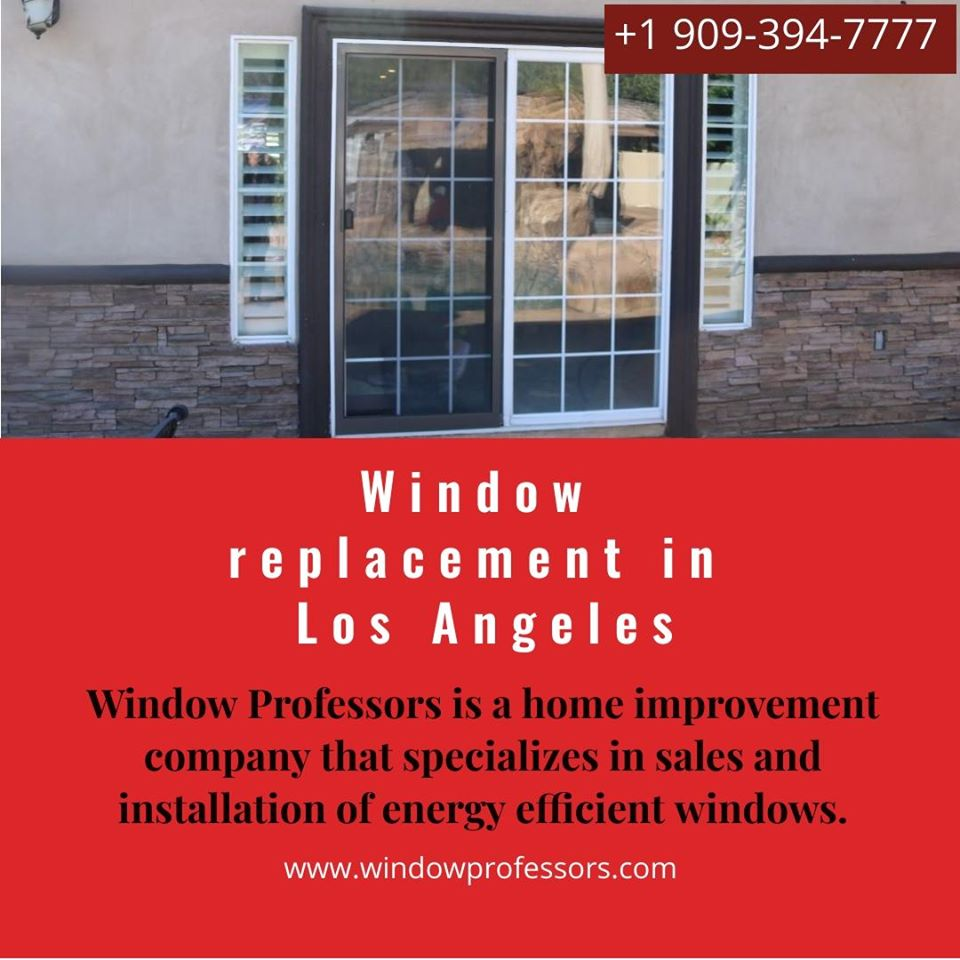 Window installation in Southern California